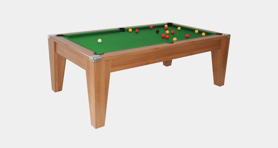 Ger Dunphy Snooker and Pool Diner Pool Tables