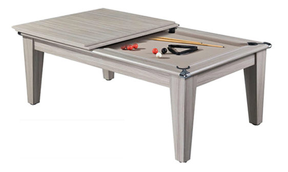 Diner Convertible Pool Tables